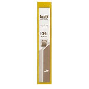 Hawid Mounts 24mm Black Strip (Per 25)