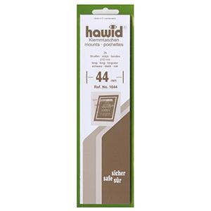 Hawid Mounts 44mm Black Strip (Per 25)