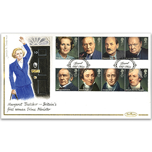 2014 Prime Ministers Handpainted by Jennifer M Toombs