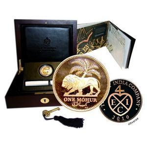 2010 Gold Mohur