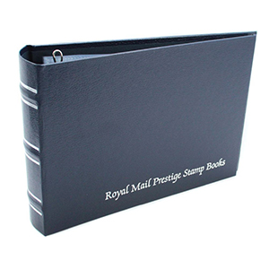 Royal Mail Prestige Stamp Booklets Album