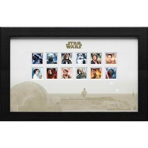 2015 Royal Mail Framed Edition - Stamp Set