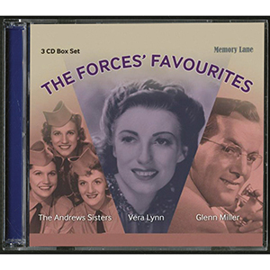The Forces' Favourites 3CD Set