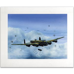 First 1000 Bomber Raid by Gordon C Davies