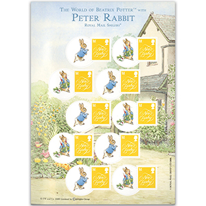 Smilers for Kids Peter Rabbit A5 Pack - New
