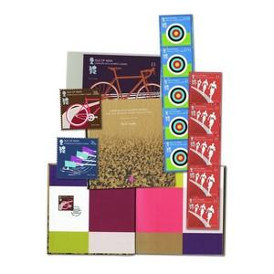 IOM London 2012 Olympics Special Collector's Book