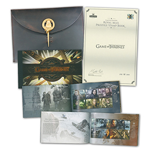 Game of Thrones Limited Edition Prestige Booklet