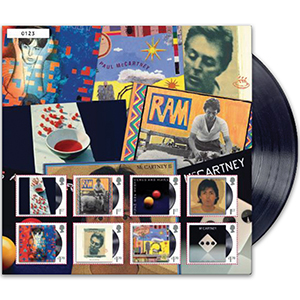 2021 Paul McCartney Albums Fan Sheet