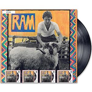 2021 Paul McCartney Ram Fan Sheet