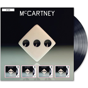 2021 Paul McCartney McCartney III Fan Sheet