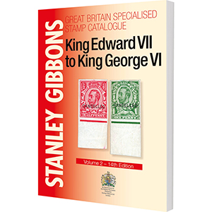 GB Spec Stamp Catalogue King Edward VII to George VI 14th Edition