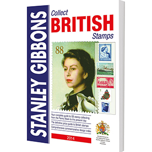 Stanley Gibbons 2014 Collect British Stamps Catalogue