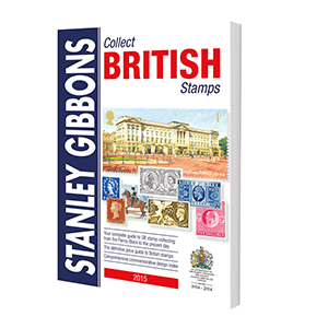 Stanley Gibbons 2015 Collect British Stamps Catalogue