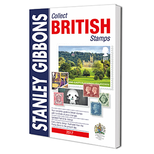 2017 Collect British Stamps
