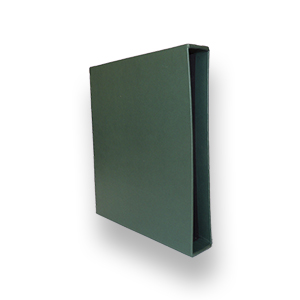 Slipcase for Housing all Springback Standard Albums and Windor Albums. Size: 302 X 267 X 45mm