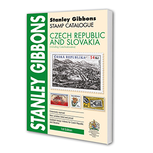 Czech Republic & Slovakia Catalogue 1st Edition