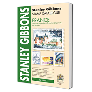 Stanley Gibbons - France Stamp Catalogue 1st Edition 2015