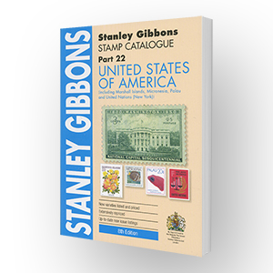 United States Stamp Catalogue 8th Edition
