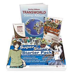 Super Stamp Starter Pack