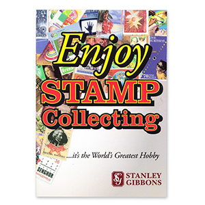 Stanley Gibbons - 'Enjoy Stamp Collecting' Book