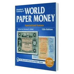 Krause World Paper Money-Specialist Issue 12th edt.