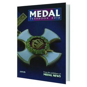 Medal Yearbook 2016