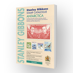 Antarctica Stamp Catalogue 2nd Edition