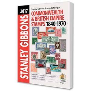 2017 Commonwealth & British Empire Stamp Catalogue 1840-1970
