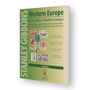 Western Europe Simplified Stamp Catalogue 2nd Edition