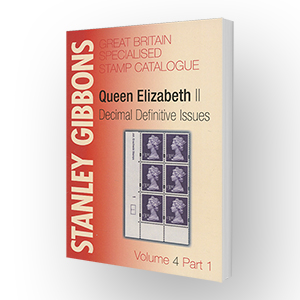 Great Britain Specialised Volume 4 Part 1 Stamp Catalogue