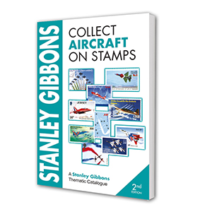 Collect Aircraft on Stamps Catalogue