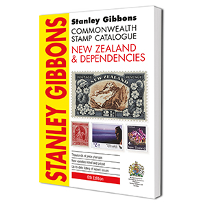 Stanley Gibbons New Zealand Catalogue 6th Edition