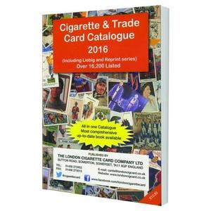 London Cigarette & Trade Card Catalogue 2016