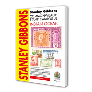 Indian Ocean Stamp Catalogue 3rd Edition