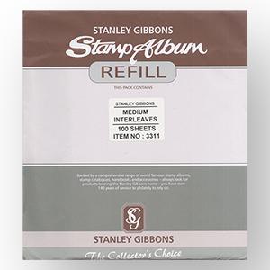 Medium Glassline Interleaving (100 Sheets)