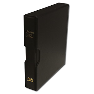 Malvern Cover Album and Slipcase (Black)