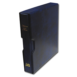 Malvern Cover Album and Slipcase (Blue)