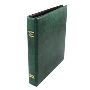Malvern Cover Album - Green (20 Leaves)