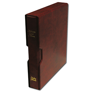 Malvern Cover Album and Slipcase (Red)