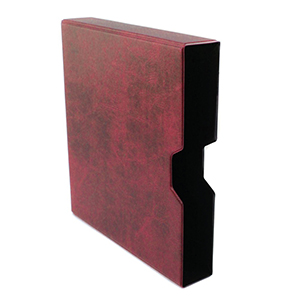 Matching Slipcase for Malvern Cover Album - Red
