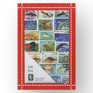 100 Fish Stamps