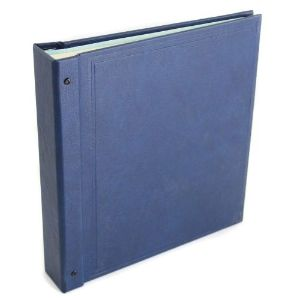 Devon Binder Only - Blue