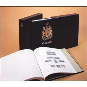 Stanley Gibbons Canada Luxury Hingeless Stamp Album Vol. 2 (1970-1985)