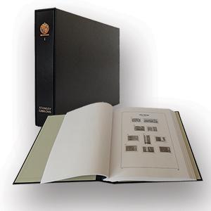 Stanley Gibbons Great Britain Luxury Hingeless Stamp Album Vol.1 (1840 - 1970)