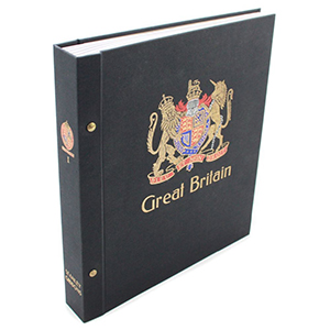 Stanley Gibbons Great Britain Standard Vol. 1 Album