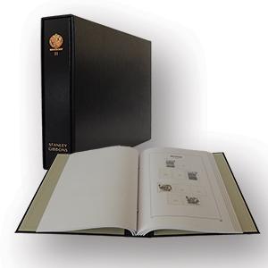 Stanley Gibbons Great Britain Luxury Hingeless Stamp Album Vol. 2 (1970 - 1989)