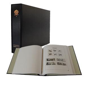 Stanley Gibbons Great Britain Luxury Hingeless Stamp Album Volume 5 (2008 - 2011)
