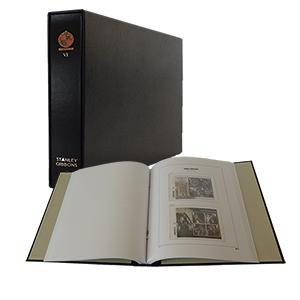 Stanley Gibbons Great Britain Luxury Hingeless Stamp Album Volume 6 (2012 - 2015)