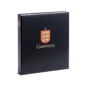 Stanley Gibbons Guernsey SG Luxury Vol.1 Binder/Slipcase