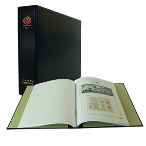 Stanley Gibbons Great Britain Luxury Hingeless Stamp Album Volume 7 (2016 - 2017)